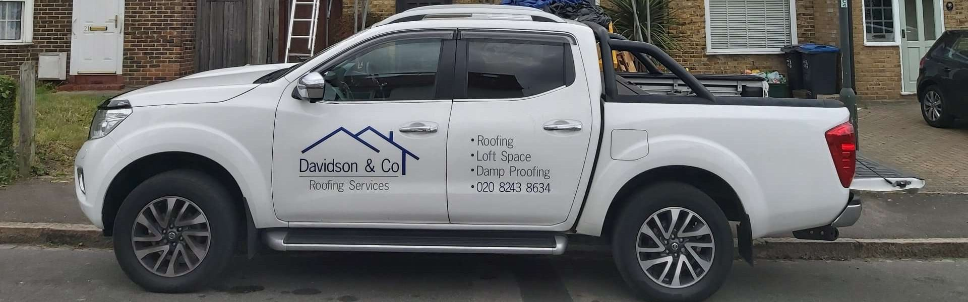 Davidson and Co Roofing
